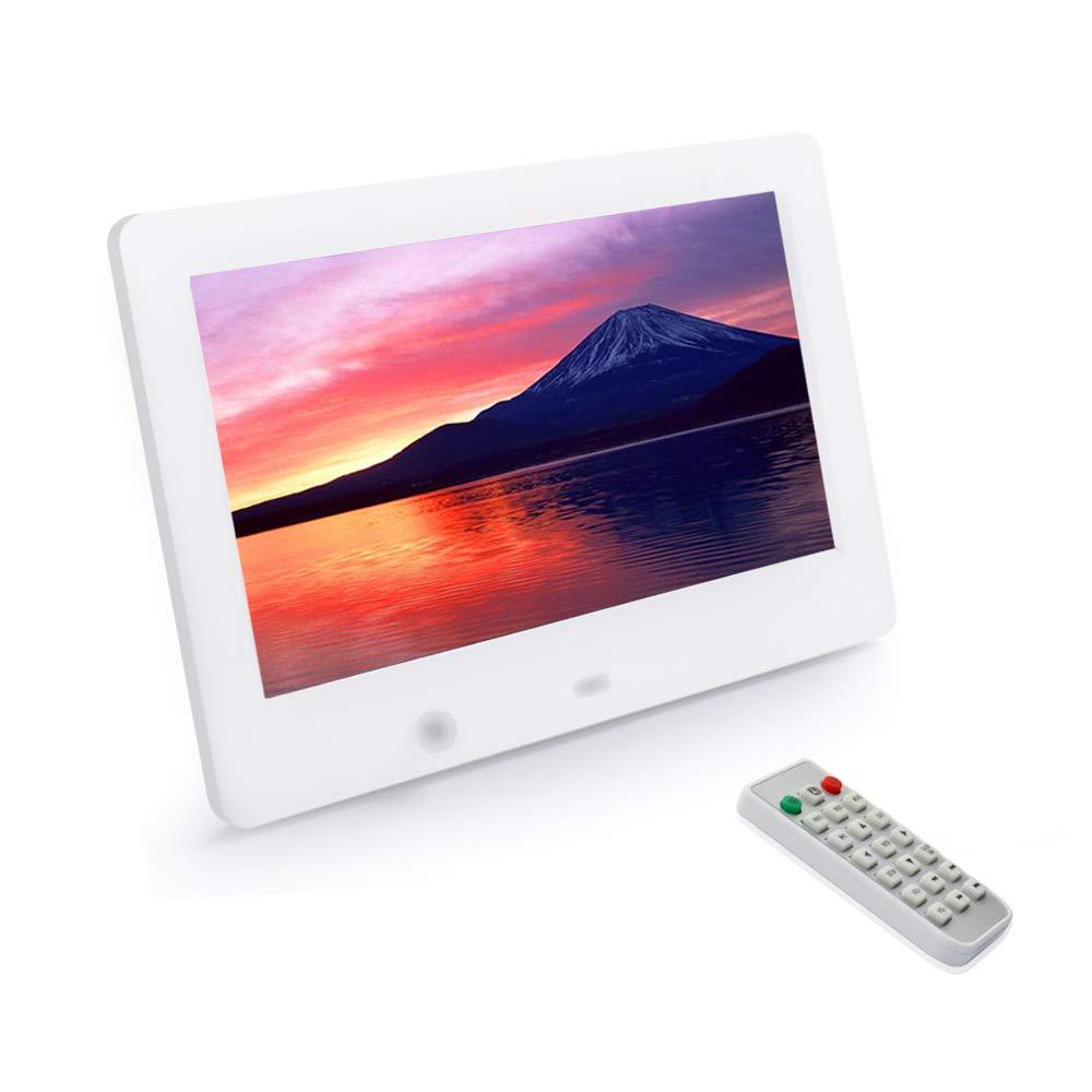 Onlydroid 7インチ デジタルフォトフレーム 1024*600解像度 高解像度LEDバックライト液晶 B07GV638V5 1枚目