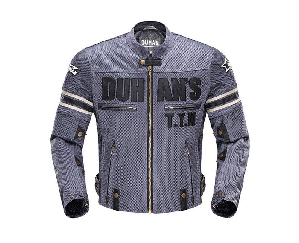 DUHAN  バイクジャケット B01M3SW8K7 1枚目