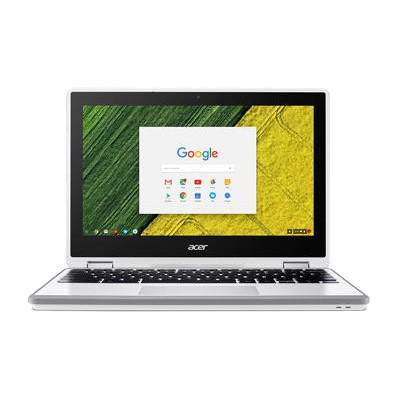 Acer(エイサー) 11.6型 2-in-1 パソコン Acer Chromebook Spin 11 パールホワイト CP511-1H-F14N B07D3MB5RK 1枚目