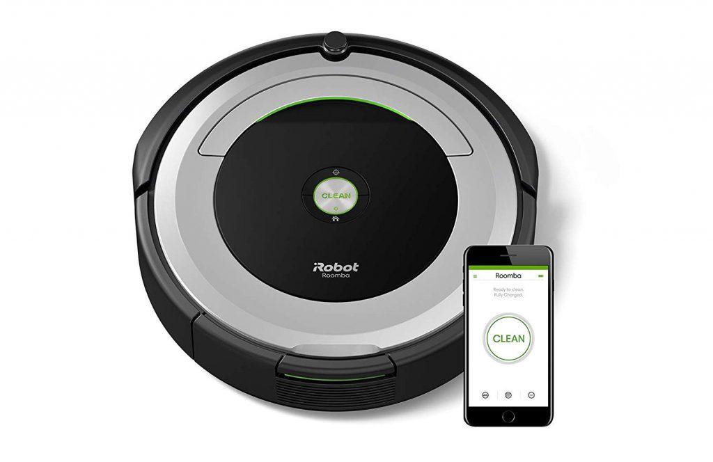 iRobot (アイロボット) ルンバ690 ロボット掃除機 R690060【Alexa対応】 B074XTJB5K 1枚目