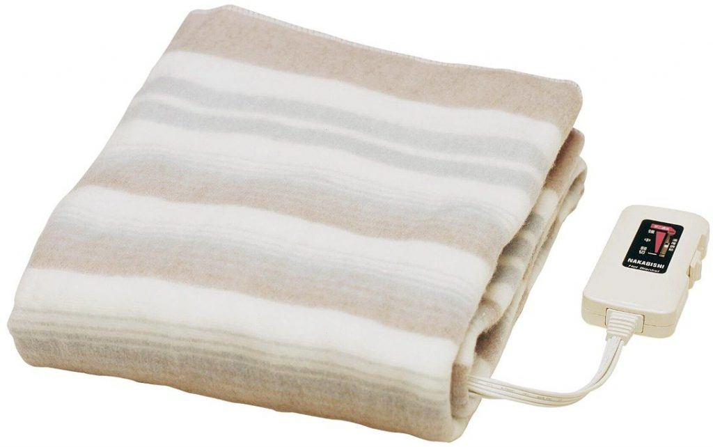 椙山紡織 Sugiyama 敷き毛布 140×80cm NA-023S B005HMMBYE 1枚目