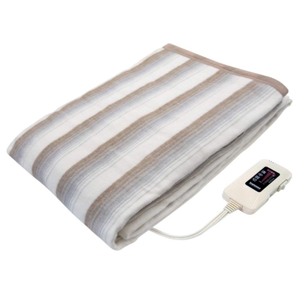 椙山紡織 Sugiyama 電気掛敷兼用毛布 NA-013K B005HMMC0M 1枚目