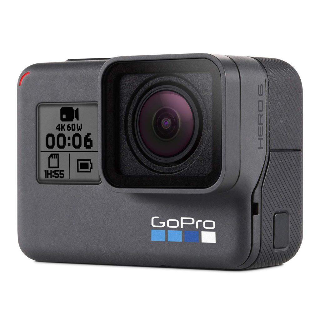 Gopro HERO6 Black ウェアラブルカメラ CHDHX-601-FW B0761Q2CG5 1枚目