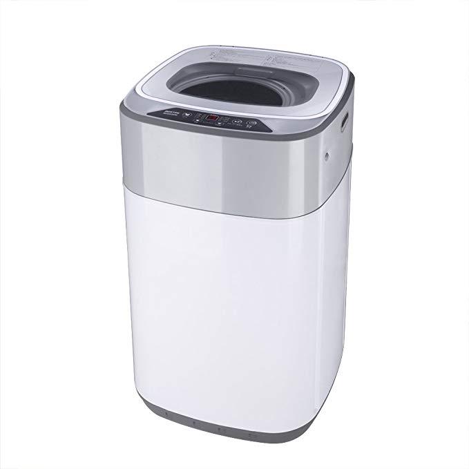 BESTEK (ベステック) 全自動洗濯機 小型 ミニ縦型 洗濯容量3.8kg 抗菌パルセーター BTWA01 B075B5WR85 1枚目