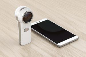 360度カメラ おすすめ 5