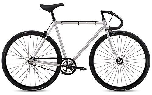 FUJI FEATHER シングルスピード ピストバイク 19FETRSV43  B07G2DGZ6Z 1枚目