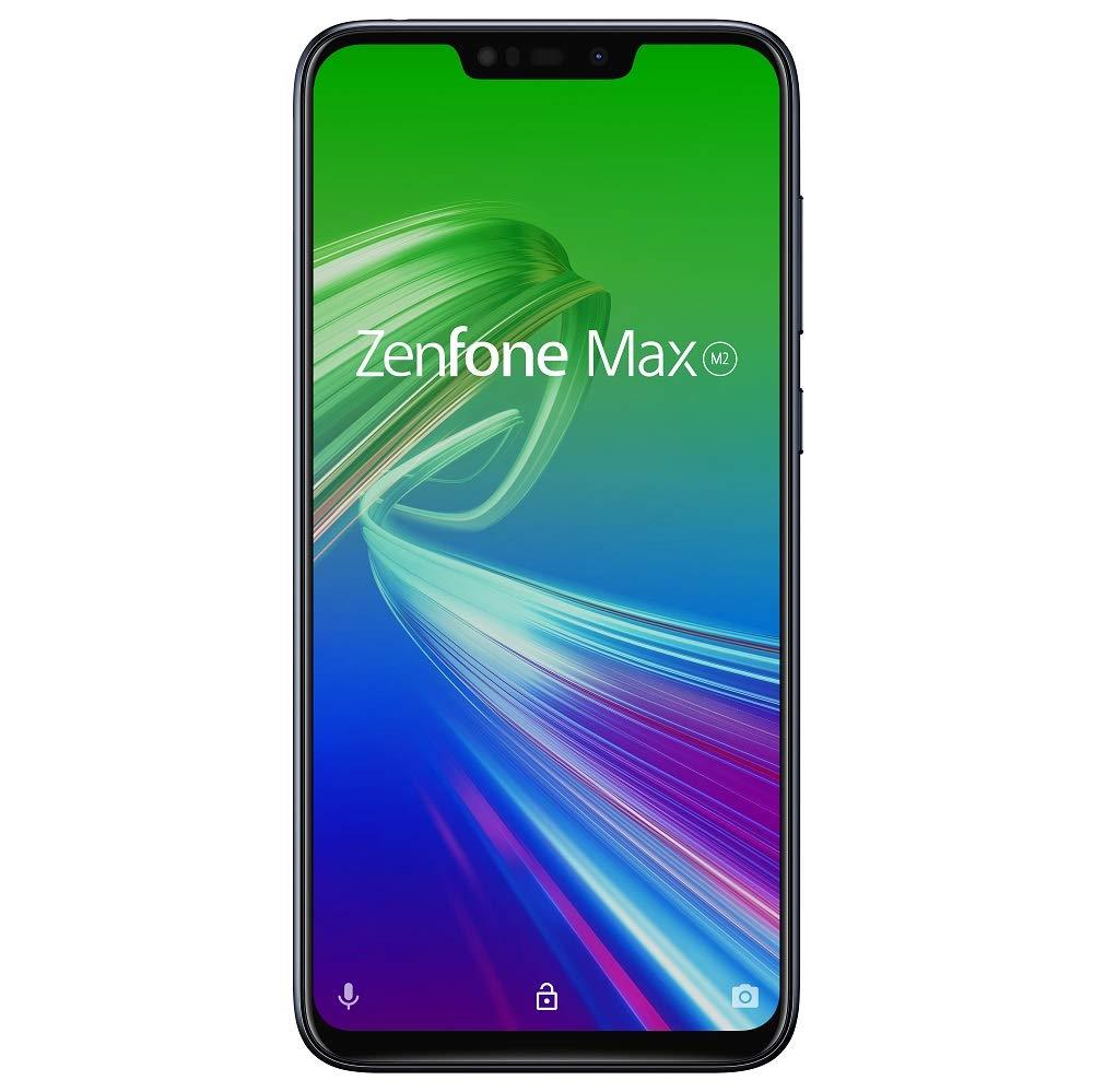ASUS ZenFone Max M2 B07P8KY73P 1枚目