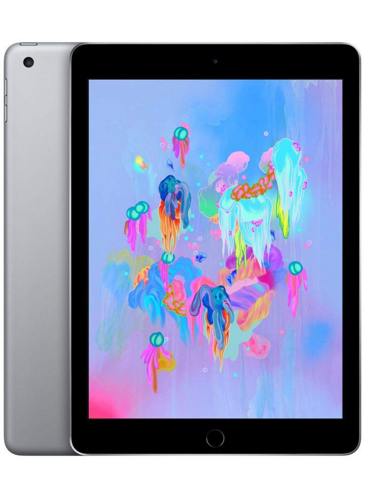 Apple iPad Wi-Fi 128GB - スペースグレイ (最新モデル) B07C9XKN8L 1枚目