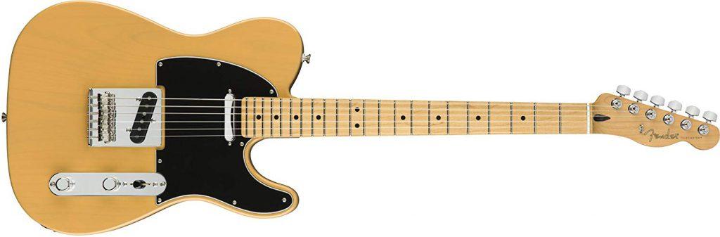 Fender エレキギター Player Telecaster®, Maple Fingerboard, Butterscotch Blonde B07CXJSFTH 1枚目
