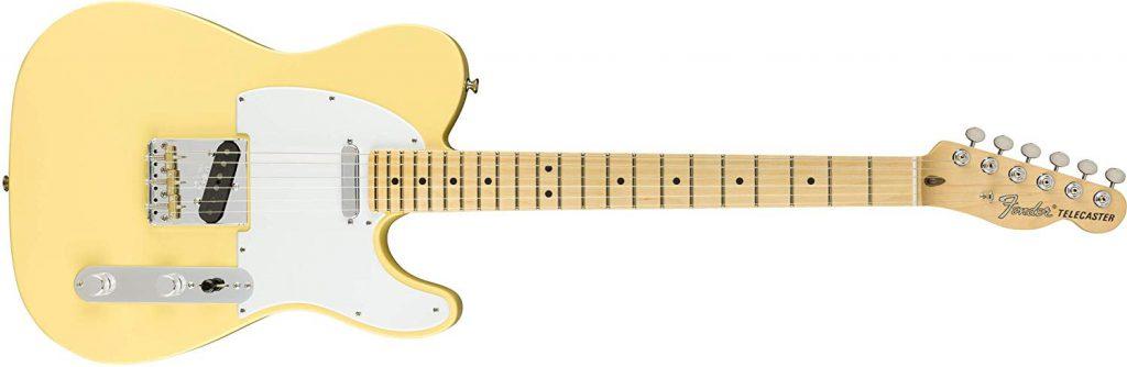 Fender エレキギター American Performer Telecaster®, Maple Fingerboard, Vintage White B07KY2HHBV 1枚目