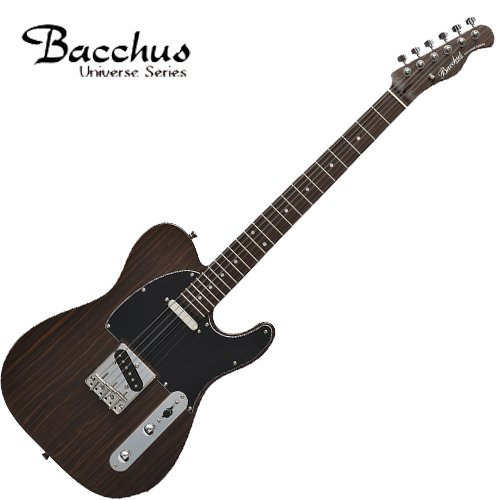 Bacchus Universe Series BTE-TW NS テレキャスター・タイプ B0765P5C65 1枚目