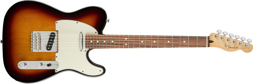 Fender エレキギター Player Telecaster®, Pau Ferro Fingerboard B07CXHS8LY 1枚目