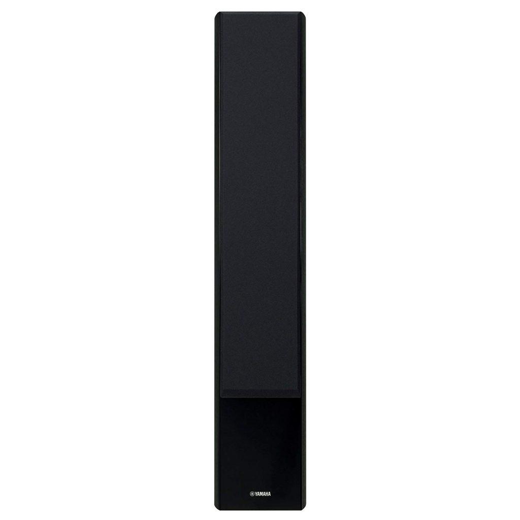 YAMAHA フロア型スピーカー ハイレゾ音源対応 ブラック B0171I6MGO 1枚目