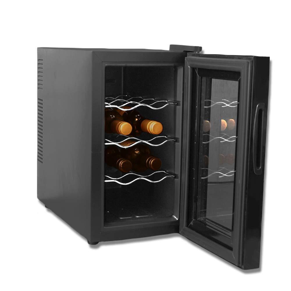アイリスオーヤマ株式会社 ワインセラー 家庭用 8本 収納 静音ペルチェ式 B018NGUJ3K 1枚目