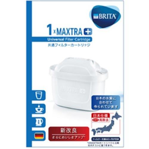 BRITA 浄水 ポット カートリッジ マクストラ プラス B075D92L7V 1枚目