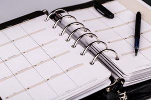 システム手帳 おすすめ リング径