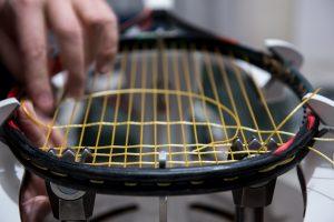 テニス ガット おすすめ 張替目安