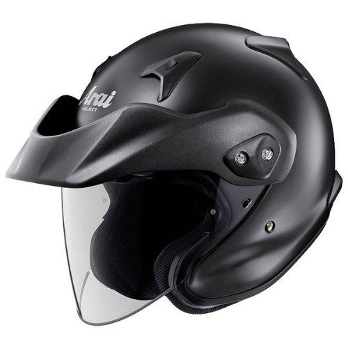 ARAI (アライ)  バイクヘルメット ジェット CT-Z フラットブラック XL 61-62cm B00826SA6K 1枚目