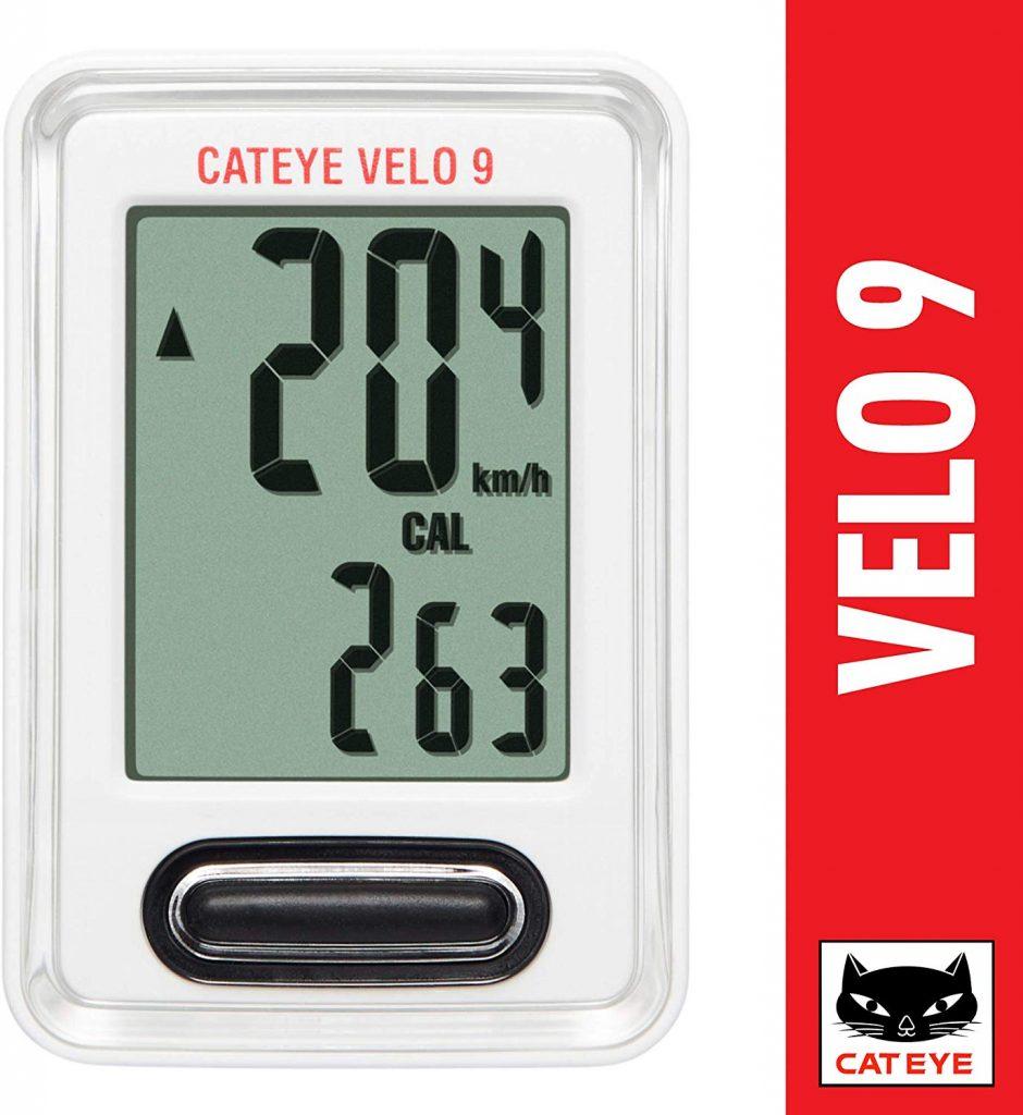 CAT EYE (キャットアイ) サイクルコンピュータ VELO9 CC-VL820 B007YV1GYM 1枚目