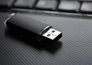 USBメモリ 導入