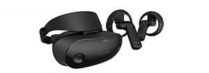 富士通 Windows Mixed Reality Headset+Windows Mixed Reality Motion Controllers FMVHDS1 B076H5TNWM 1枚目