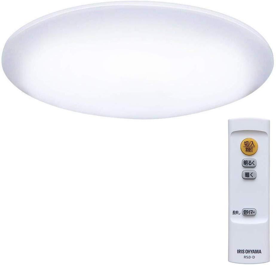 アイリスオーヤマ LED シーリングライト 調光 タイプ ~12畳 CL12D-5.0 B01I0X6QE2 1枚目