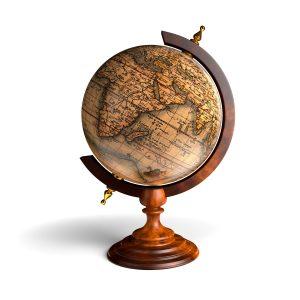 インテリア 地球儀
