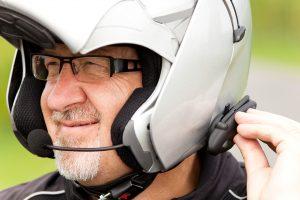 インカム システムヘルメット