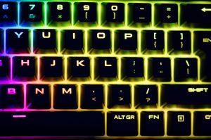 ゲーミングキーボード おすすめ パンタグラフキーボード