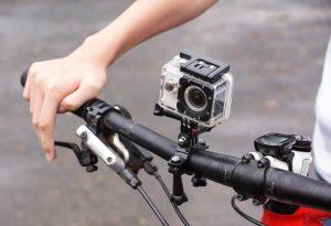 ウェアラブルカメラ サイクリング