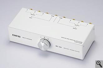ORB 3ch パワーアンプ・スピーカーセレクター  1枚目