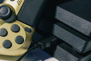PS4スタンド3